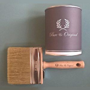 Pure and Original Fresco paint brush