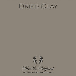 Dried Clay